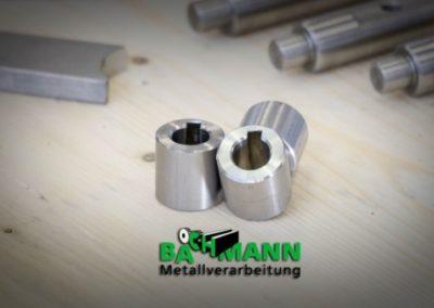 Dreh und Frästeile Bachmann Metallverarbeitung