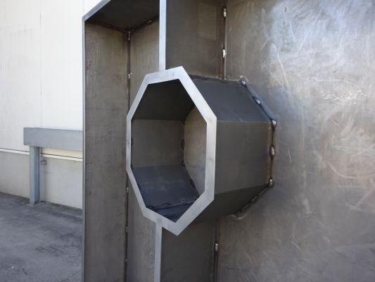 Holzgestell / Holzbox