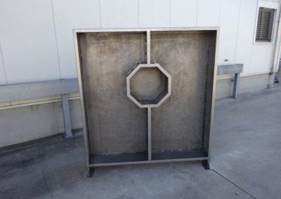 Holgestell Bachmann Metallverarbeitung
